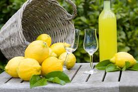 Limoncello+tasting