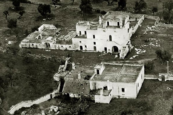 Past Historic Masseria San Domenico