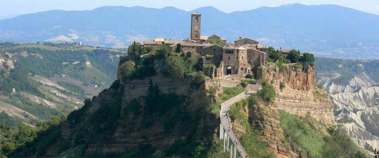 Civita di Bagnoregio - from turismoefinanza.it
