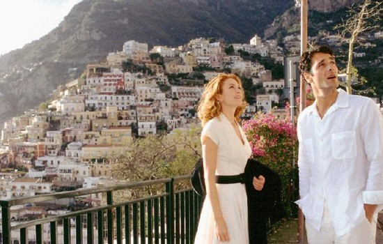Filming locations in beautiful Campania: under the Tuscan Sun