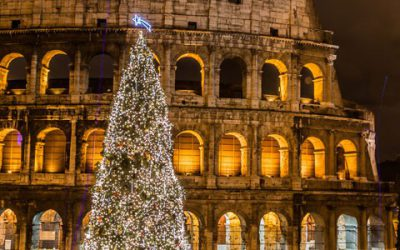 Group Travel & Private Tours: 10 places where to spend Christmas and New Year's in Italy