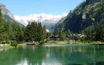 Corporate parties and entertainment in Valle d'Aosta