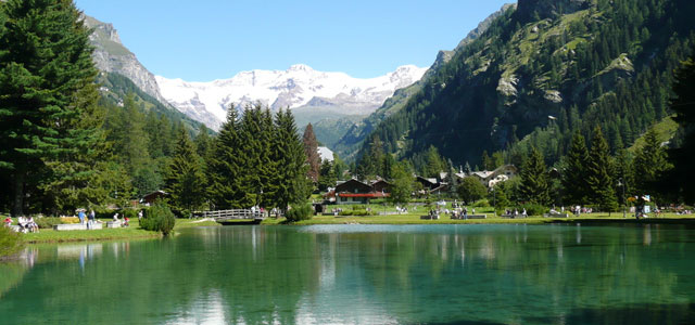Valle d' Aosta, nature & trekking