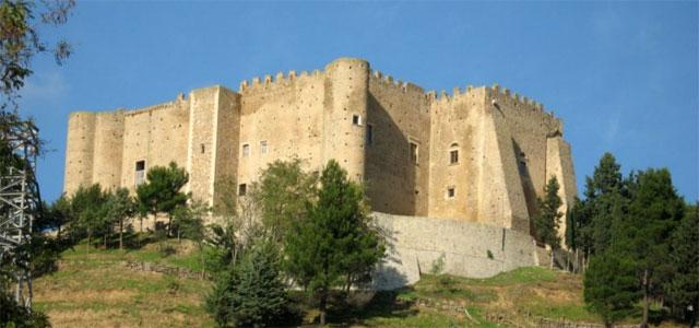Basilicata: Castello-Miglionico