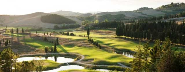 Castelfalfi Golf Club, Tuscany