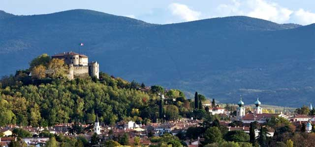 A view of Gorizia - image from turismofvg.it