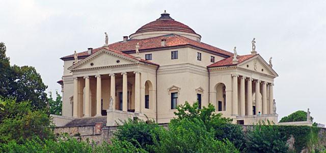 Veneto, Andrea Palladio's La Rotonda-villa image by Philip Schafer