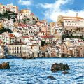 Calabria: Scilla's hamlet of Chianalea. Image from turiscalabria.it