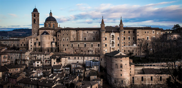 Urbino, image from marchetravelling.com