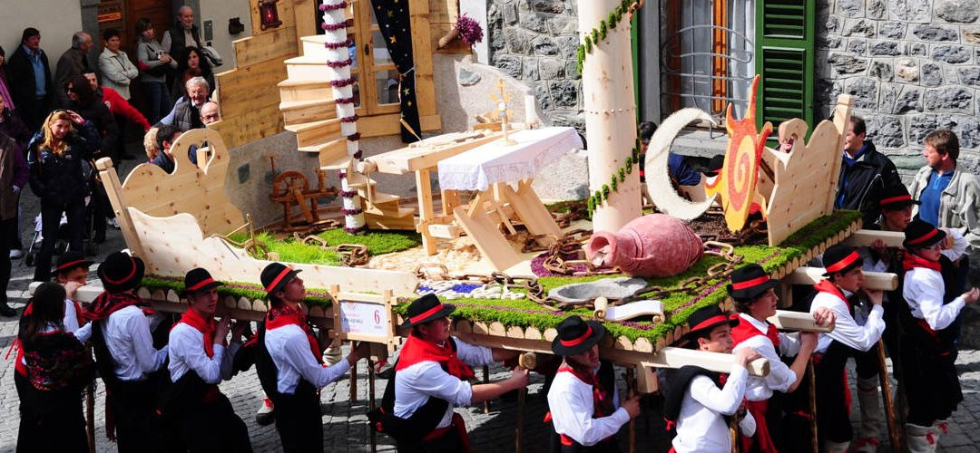 Easter in Italy: traditional events & cuisine off the beaten track