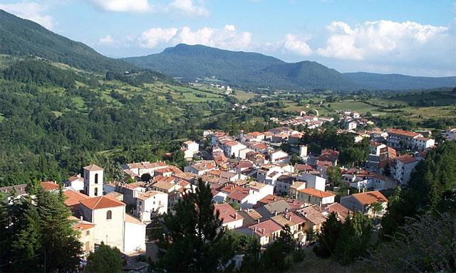 San Pietro Avellana, image by Stef36