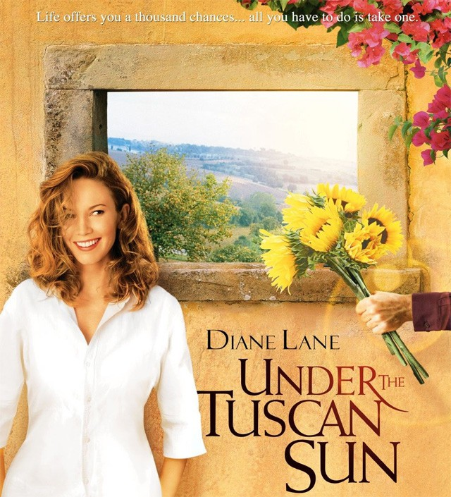 Movie poster for Under the Tuscan Sun (2003)