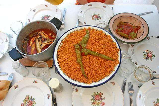 Couscous... Buon Appetito! Image by Elcèd77