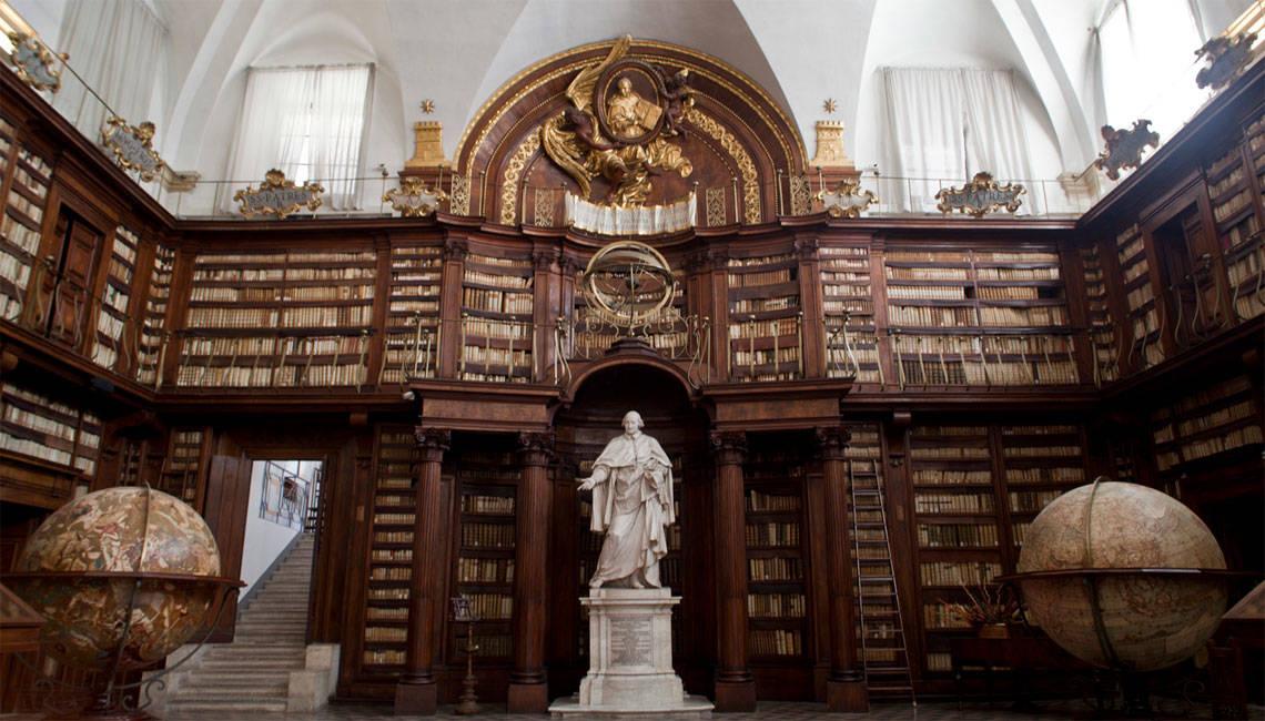 Biblioteca-Casanatense,-Rome