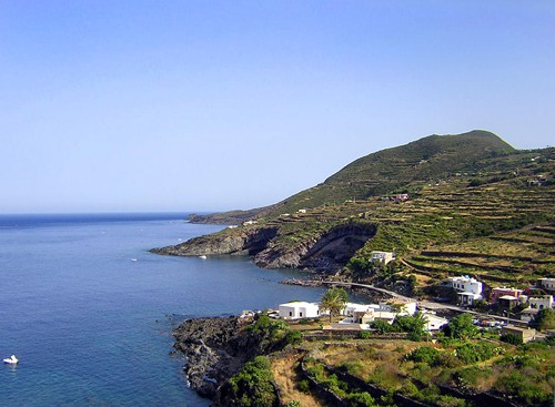 """Cala-gadir"" in Pantelleria, Sicily - by Mediterranean.web at wikivoyage"