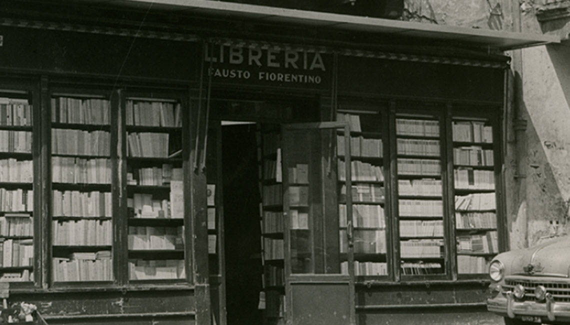 Vintage-photo-of-Libreria-Antica-Fiorentino