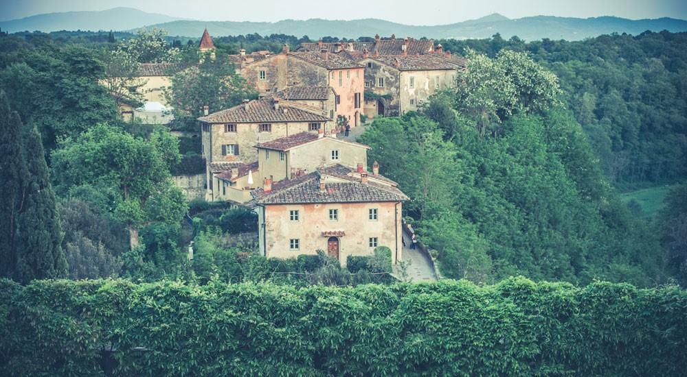 Il Borro, Florence, Tuscany