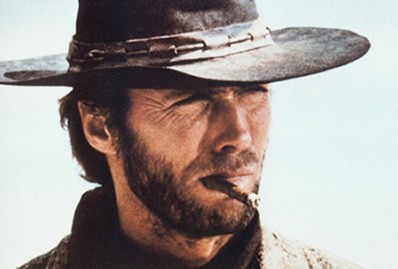 Clint Eastwood and the Tuscan cigar