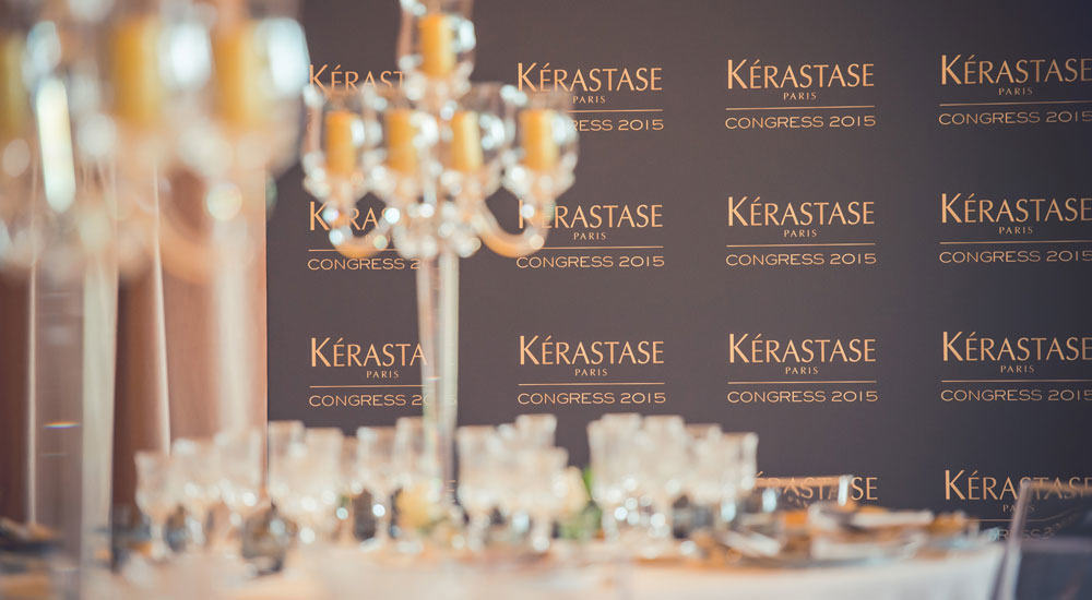 Kerastase Congress, Florence, Italian Special Occasions DMC