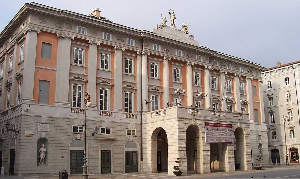 Italy's lesser-known theaters: Teatro Verdi in Trieste