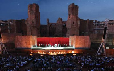 Italy's lesser-known theaters: the sound of history