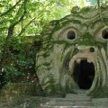 Bomarzo Monster Park (Sacred Wood) near Rome