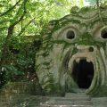 Bomarzo Monster Park (Sacred Wood) near Rome