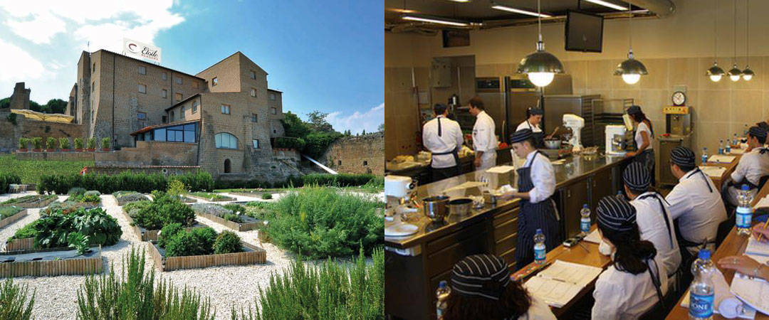 Campus Etoile Academy: cookery courses in the Tuscia