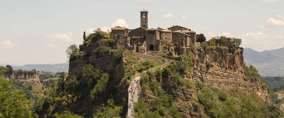 Civita di Bagnoregio, Tuscia Viterbese