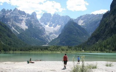 Family reunion destination in Italy: the Dolomites