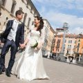 Original Wedding in Vicenza, Veneto, Italy
