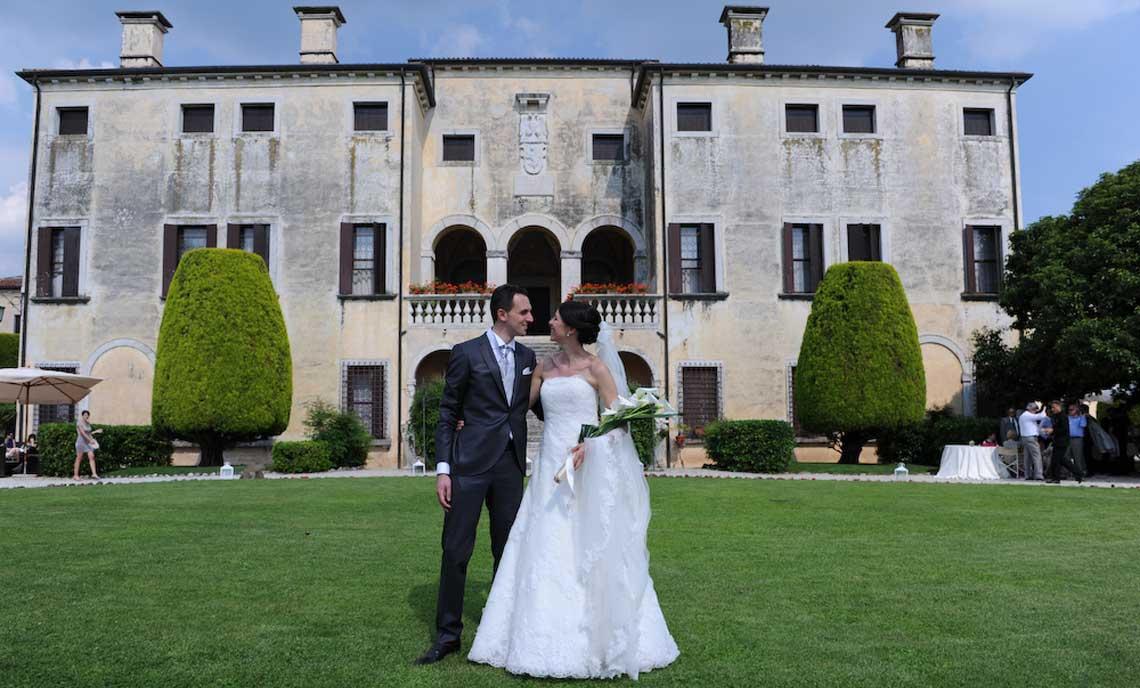 Villa Godi Malinverni, Vicenza, Italy
