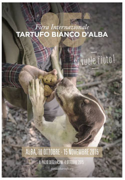 International Alba Truffle Fair 2015