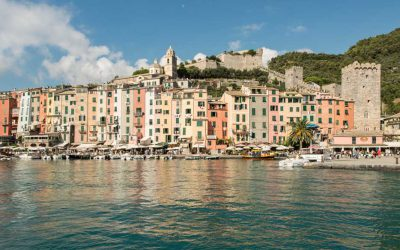 Inspiring Liguria: the Bay of Poets near the Cinque Terre