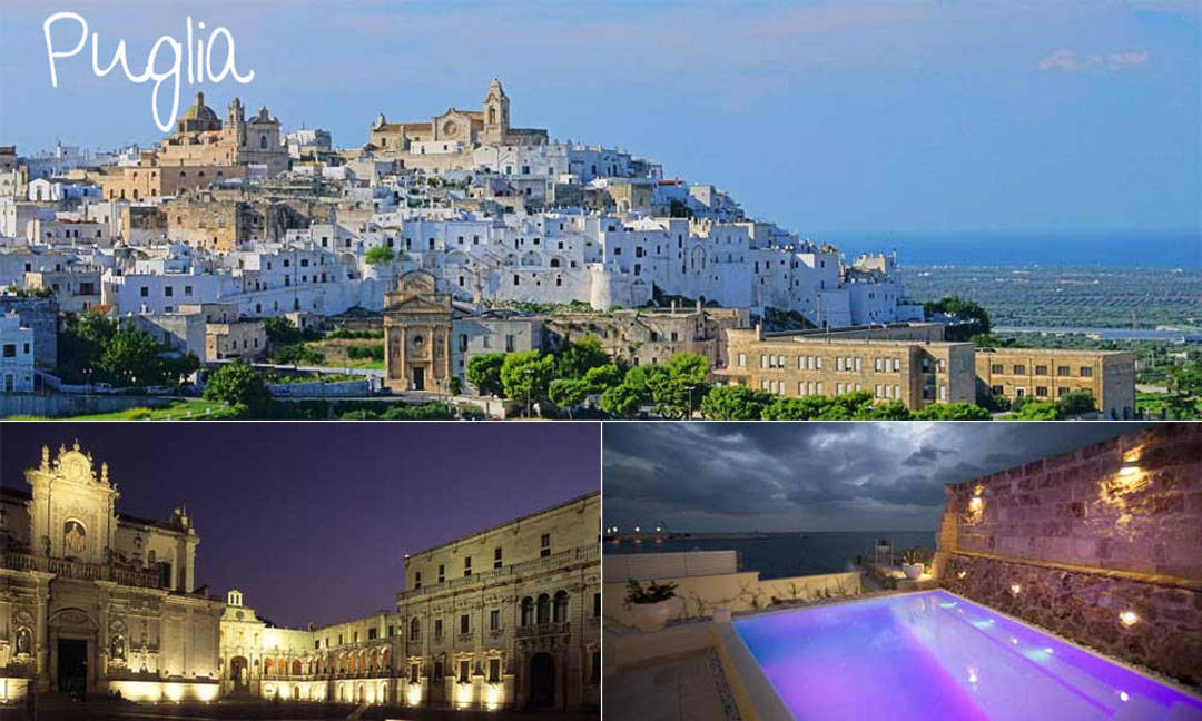 Winter events in Italy: Apulia