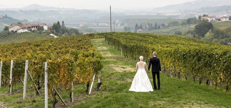 Fall Destination Wedding in Italy