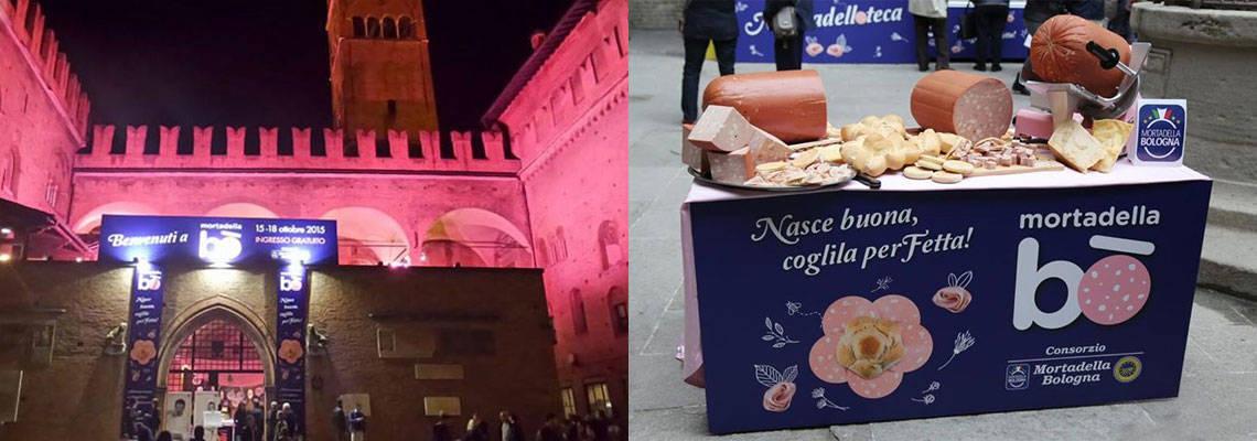 Food Festival Mortadella in Emilia Romagna