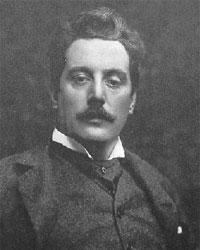 Giacomo Puccini Italian Music Maestro