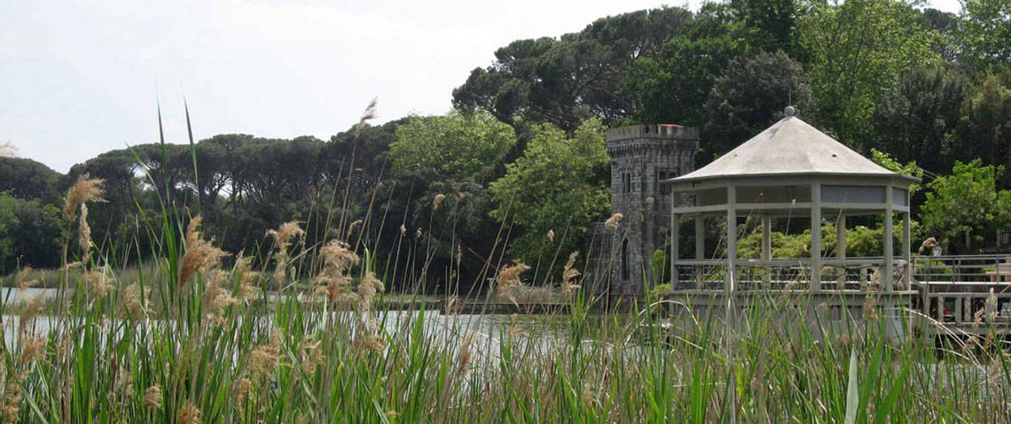 Puccini's beloved Torre del Lago