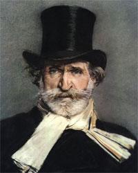 Giuseppe Verdi Italian Opera Maestro