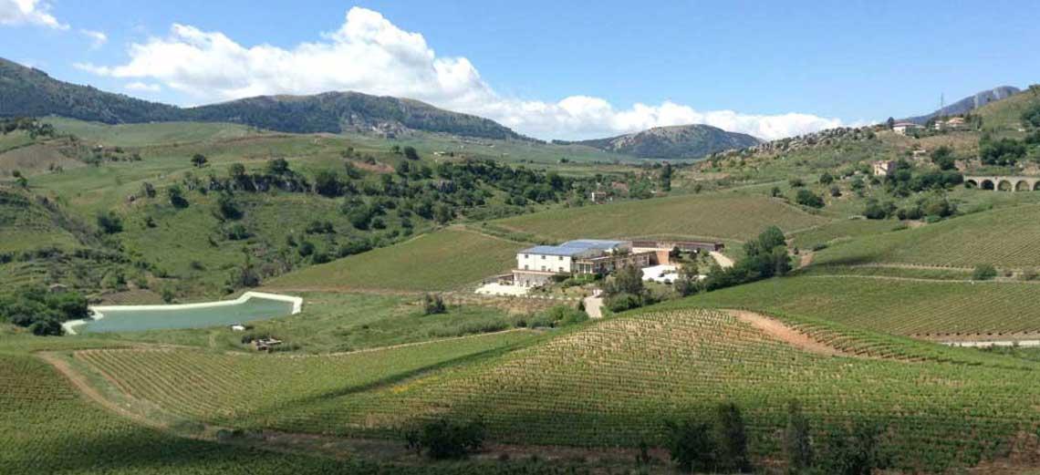 Unique properties: Baglio di Pianetto, Sicily