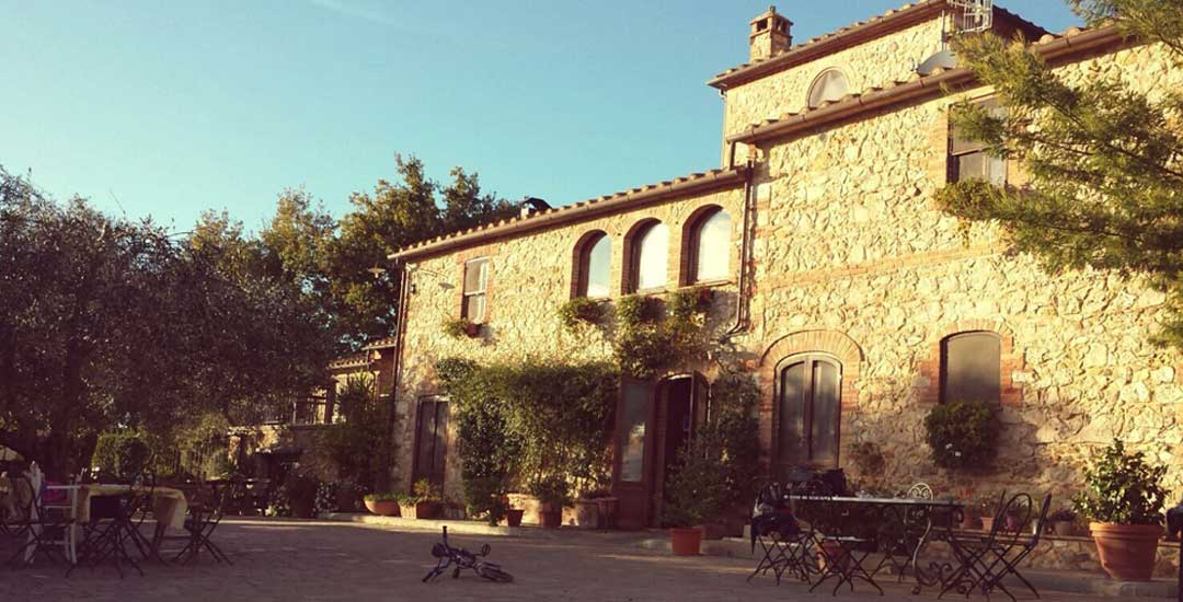 Podere Santa Maria: A magical venue
