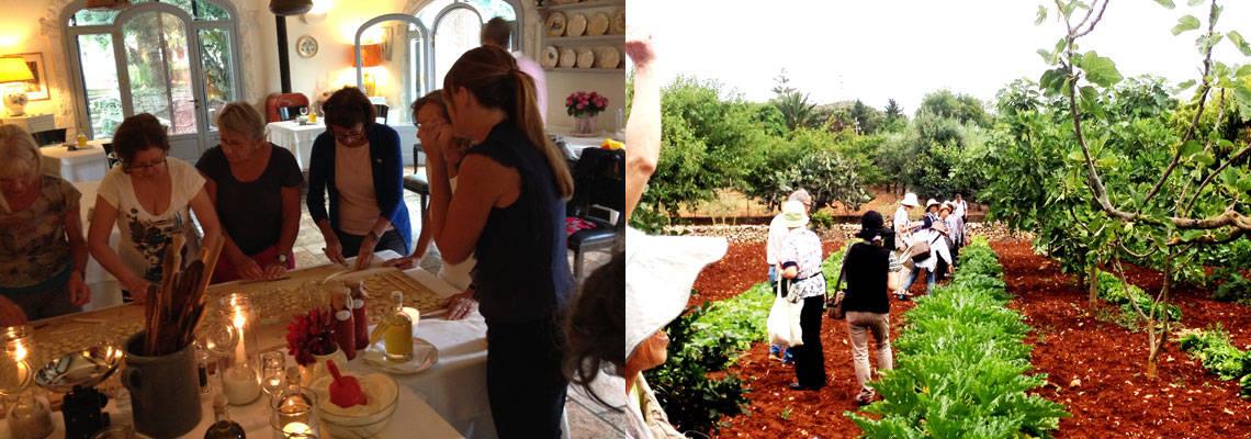 Foodie Experiences in Apulia: Masseria Salinola