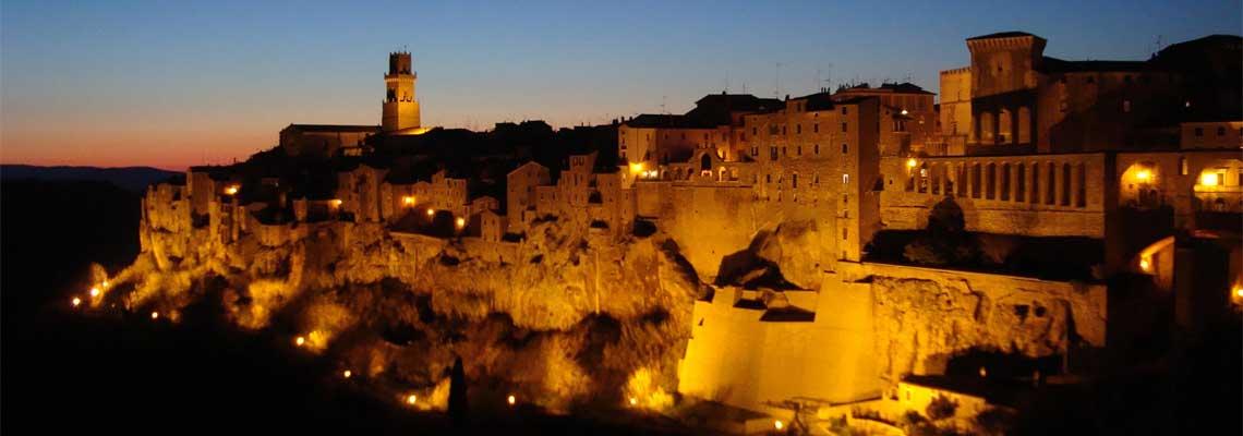 Jewish special occasions in Tuscany: Pitigliano