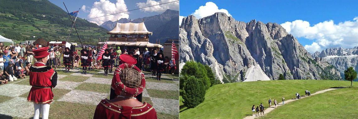 Summer in Italy: Trentino Alto Adige