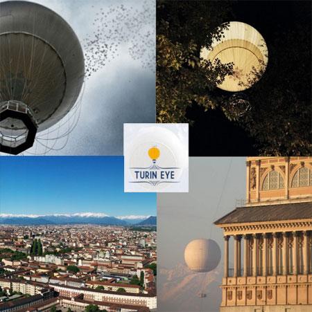 Turin Eye Baloon