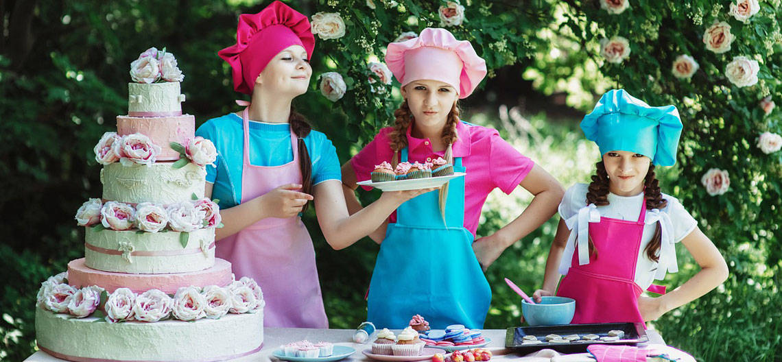 Children Cooking Lessons Italy
