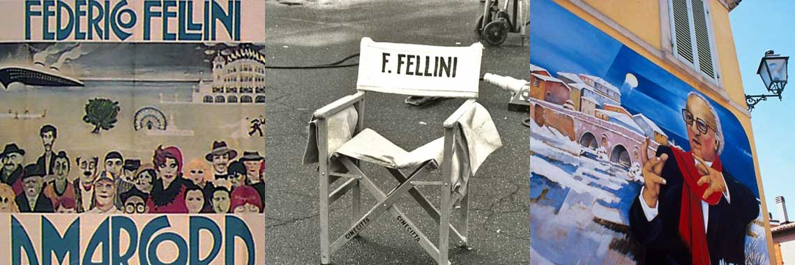 Slow Travel in Rimini: Federico Fellini
