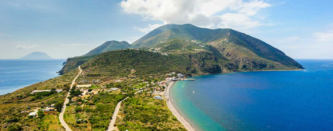 Italy's tiny islands: Filicudi, Sicily
