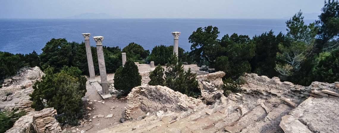 Italy's tiny islands: Giannutri, Tuscany